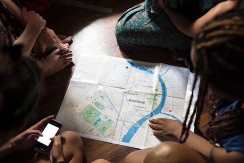Reiseplanung für Thailand