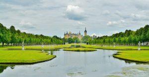 Schloss Schwerin in Mecklenburg-Vorpommern